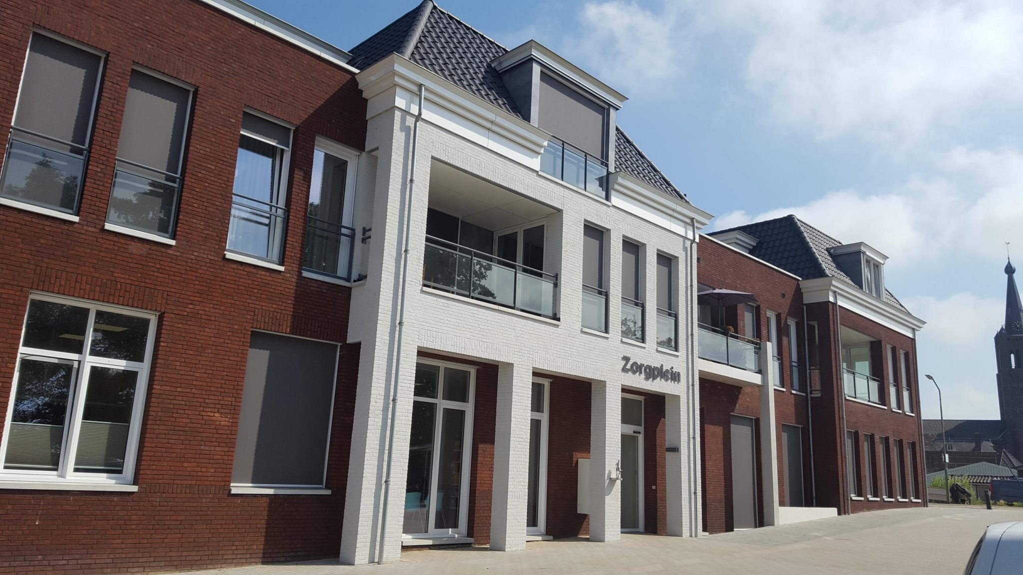 Gezondheidscentrum op Buitendijk 33 in Hank